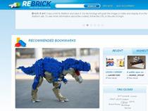 Lego a lancé son propre réseau social «ReBrick»   SocialWebBusiness   Scoop.it