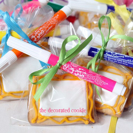 Edible Party Favors for Kids - Kids Party Ideas | for Kids | Scoop.it