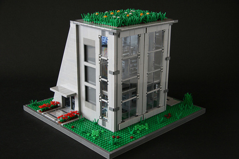 Eco-house of the future   Lego is not a game... not only   Scoop.it
