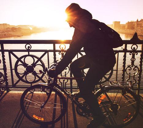Le retour du vélo à l'heure du numérique - Iddri Blog | Le Pays des Impressionnistes: l'actu pour les pros ! | Scoop.it