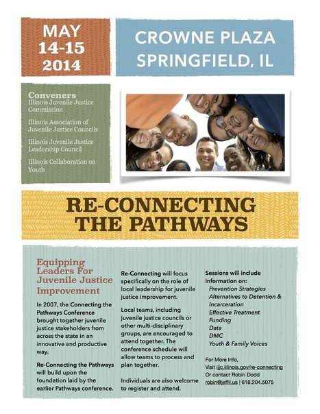 Re-Connecting the Pathways | Illinois Juvenile Justice Commission | Restorative Justice In Illinois | Scoop.it