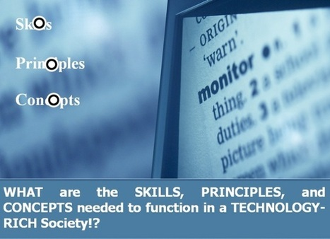 Skills needed in the 21st Century from Educators, Teachers, Students... by Gust MEES | Skolbiblioteket och lärande | Scoop.it