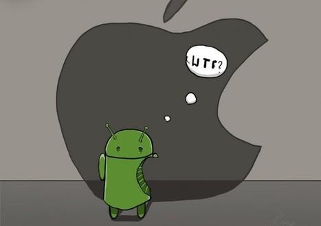 5 cosas que me llevaría de iOS a Android   MAZAMORRA en morada   Scoop.it