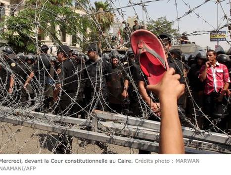 Nouvelle épreuve de force entre l'armée et les Frères   Égypt-actus   Scoop.it