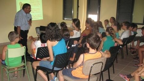 Albornos comienza la semana cultural con educación vial - avilared.com   Cultura vial   Scoop.it