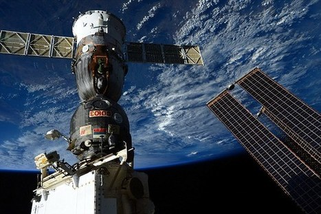 Soyuz moves ISS out of position after accidentally firing its engines | More Commercial Space News | Scoop.it