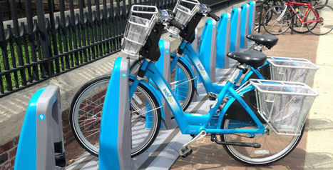 Philly's New Bikeshare Program is Already Kicking Ass | INTRODUCTION TO THE SOCIAL SCIENCES DIGITAL TEXTBOOK(PSYCHOLOGY-ECONOMICS-SOCIOLOGY):MIKE BUSARELLO | Scoop.it