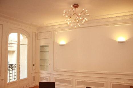 Rénovation Appartement Haussmannien à Paris 75016 – Artkom | Rénovation Intérieure & Immobilier | Scoop.it