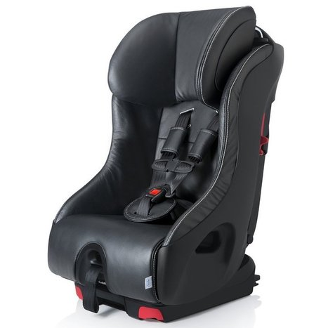 Clek Foonf Leather Convertible Carseat - $800 | o | Scoop.it