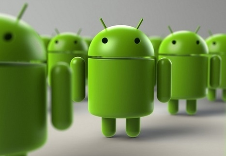 Gartner: Android continues its reign as king of the smartphone market, now controls 75% | Android Stuff For You | Scoop.it