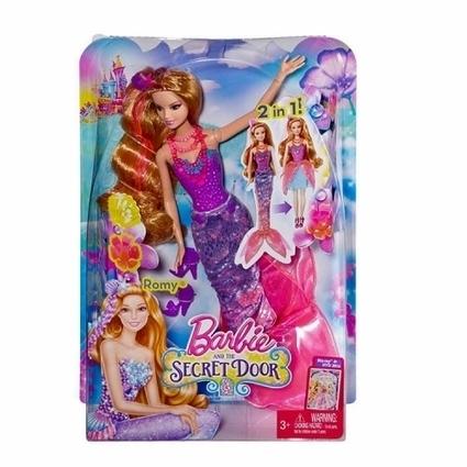 Barbie The Secret Door Mermaid Doll | The Toystore | Scoop.it