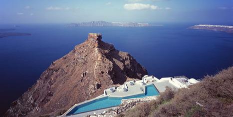 蜜月島上的Santorini Grace 酒店 | ㄇㄞˋ點子靈感創意誌 | 建築 | Scoop.it