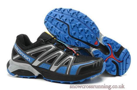 Salomon Xt Hornet M Running Shoes Black Blue Sliver.jpg (800x525 pixels)   snowcrossrunning.co.uk   Scoop.it