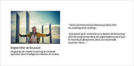 Interview Brigitte Ollier de Boucaud, parcours de créativité | Mooc Francophone | Enseigner la créativité | Scoop.it