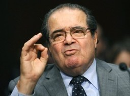 "Antonin Scalia on the Washington Post, ""Seinfeld"" and the Devil 