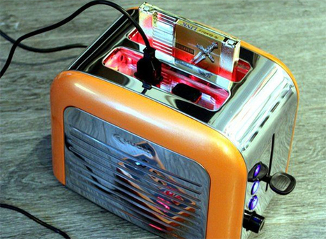 Every Toaster Is Just A Game Console Waiting To Happen | Games People Play | Scoop.it