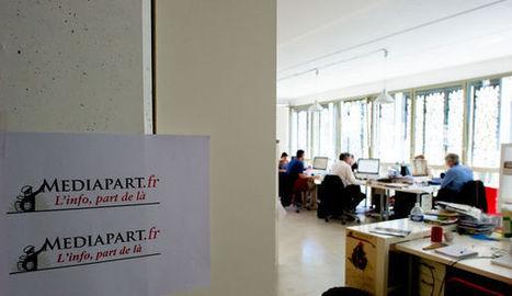 Mediapart gagnera 1 million en 2013, Plenel critique la gratuité | Les médias face à leur destin | Scoop.it