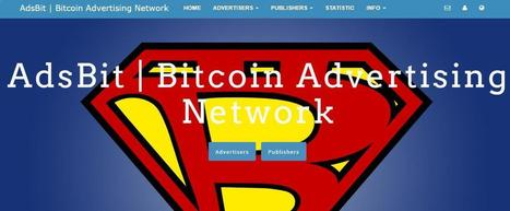 AdsBit Review : Online Bitcoin Advertising Network | Website | Scoop.it