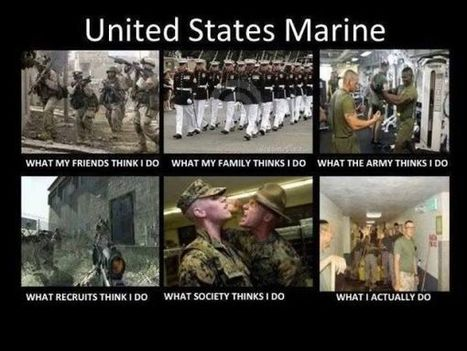 United States Marines | What I really do | Scoop.it