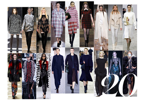 20 trends for Fall/Winter 2013-2014 | Fashion Trends-Tendances Mode | Scoop.it