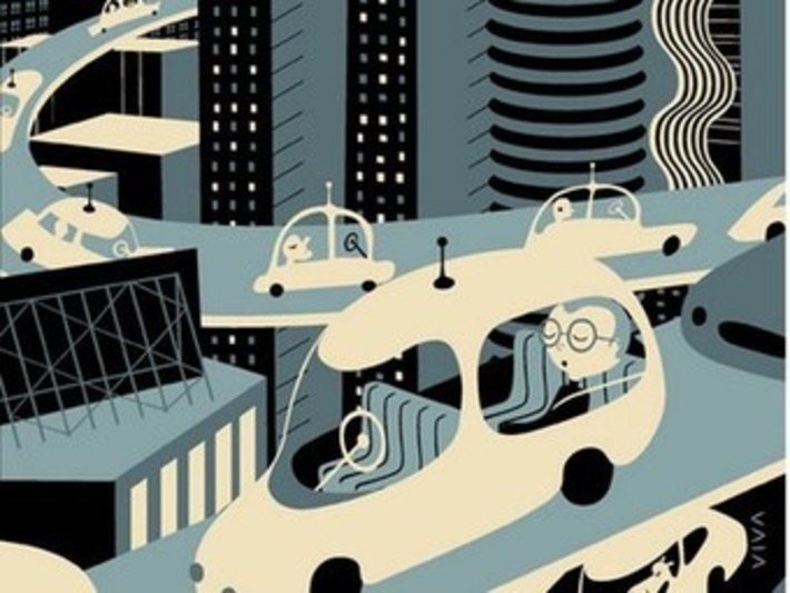 How self-driving cars might change our cities | Megatrends | Scoop.it