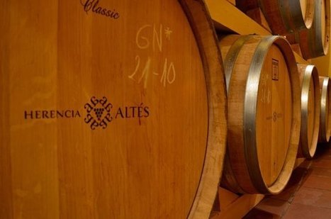 Herencia Altes. Gone to D.O. Terra Alta | Catalan wine in a nutshell! | Terres de l'Ebre | Scoop.it