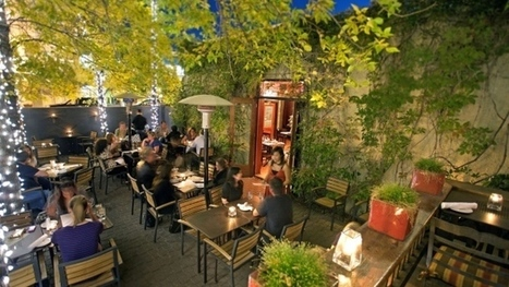 Kudos for Calgary patios: 11 restaurants on Canada-wide list of 100 best | Alberta Food Geeks | Scoop.it