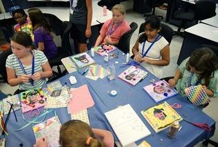 STEM-focused camp for girls only | Creative Projects | Scoop.it