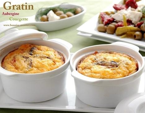 Gratin de courgette/et aubergine   cuisine algerienne et recettes de ramadan   Scoop.it