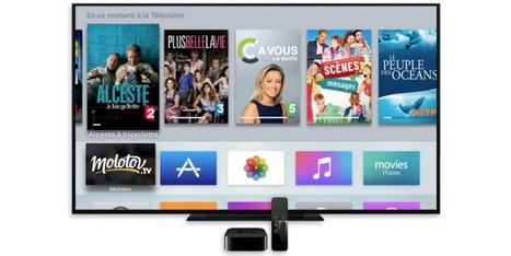 Freemium 'French Netflix' service Molotov TV comes to Apple TV ahead of other services - 9to5Mac | mvpx_CTV | Scoop.it