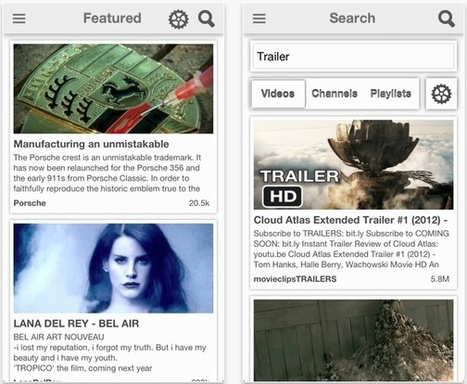 Best apps for downloading YouTube videos to your iPhone or iPad | Medical Applications | Scoop.it