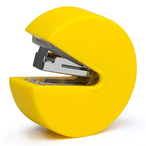 PacMan Stapler | All Geeks | Scoop.it