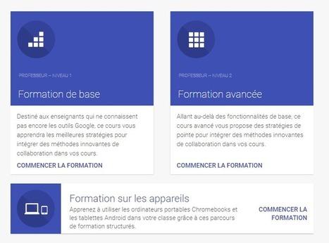Portail Skoden pour la formation ouverte et à distance - Google pour les profs par Google en français ! | Stories ressources numériques | Scoop.it