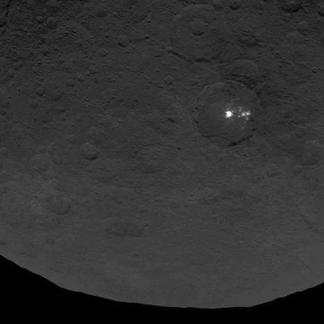Ceres Gets Weirder With Pyramid and More Bright Spots | Tech-Geekery | Scoop.it