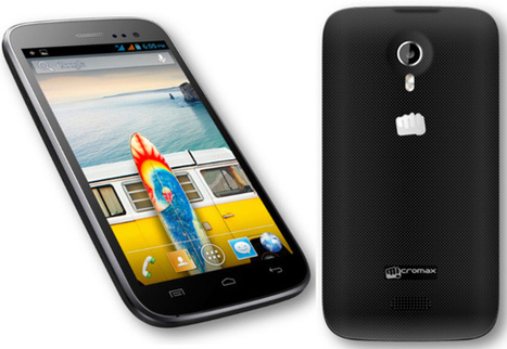 Micromax launched A92 Canvas Lite In India for Rs. 8499 | Latest Mobile buzz | Scoop.it