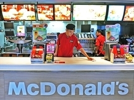 McDonald's grilled by shareholders | Daily News Reads | Scoop.it