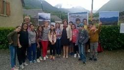 La classe de 6C aux Journées du Reportage à Bourisp   Vallée d'Aure - Pyrénées   Scoop.it