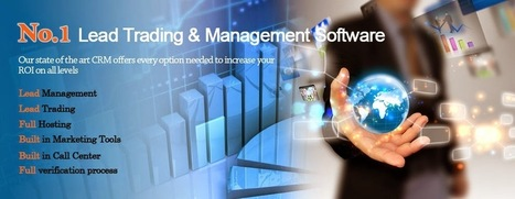 Lead trading software: A growing necessity for dealer lead management | lead management system | Scoop.it