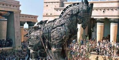 Una investigación sugiere que el Caballo de Troya fue construido a partir de una nave micénica | Mundo Clásico | Scoop.it