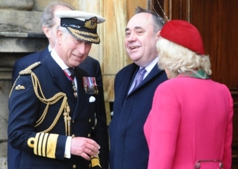 Hundreds turn out for Prince of Wales and Duchess of Cornwall - Top stories - Scotsman.com | Today's Edinburgh News | Scoop.it
