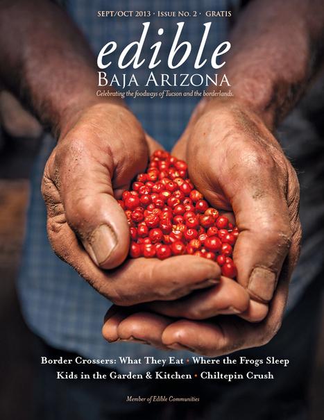 A Garden Plot Called Soup Pot | Edible Baja Arizona | CALS in the News | Scoop.it