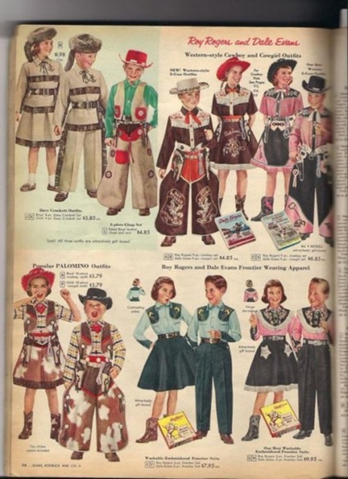 When Cowboys Wore Pink | Cultural History | Scoop.it