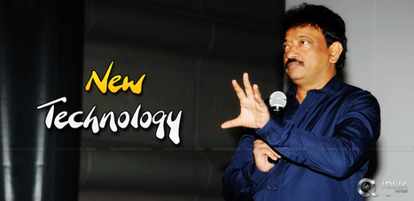 What's Next Technology For Ram Gopal Varma?   Andhraheadlines   Scoop.it