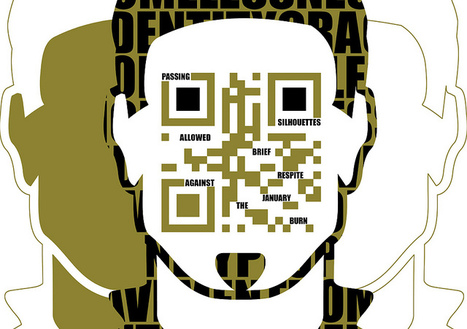 7Stories –QRcode artwork by Matt Blackwood | QRdressCode | Scoop.it