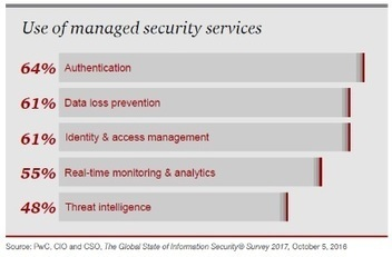 Cybersécurité : les entreprises françaises prennent mieux la mesure du risque | Sécurité, protection informatique | Scoop.it