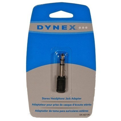 Dynex Stereo Headphone Jack Adapter (Dx-Ad109)   Link wheel   Link wheel service  Link wheel seo   Scoop.it