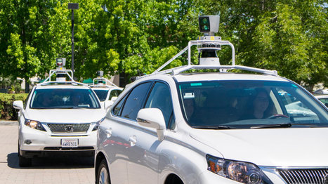 Google's self-driving cars and others get permits to drive in California | Transportation Station | Scoop.it