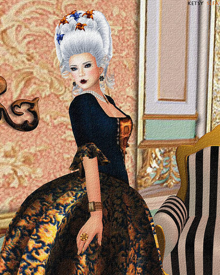 Second Life Fashion Addict: Genre - Sweet Marie | SL Fashion Addicts Anonymous | Scoop.it