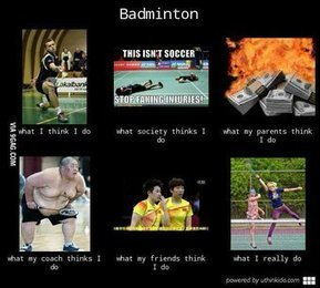 Badminton | What I really do | Scoop.it