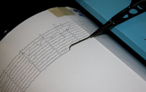 Rare Deep-Earth Tremor Detected for First Time by Japanese Scientists | Global politics | Scoop.it